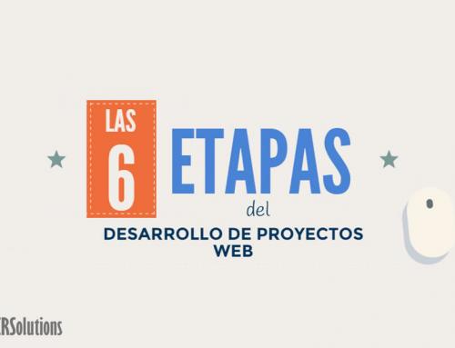 Desarrollo Web: 6 Fases para el desarrollo de un proyecto
