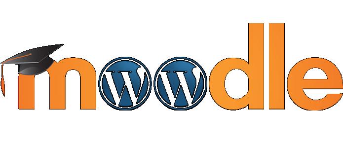 WordPress y Moodle