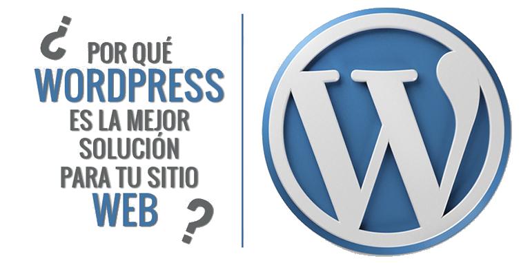 Por qué WordPress