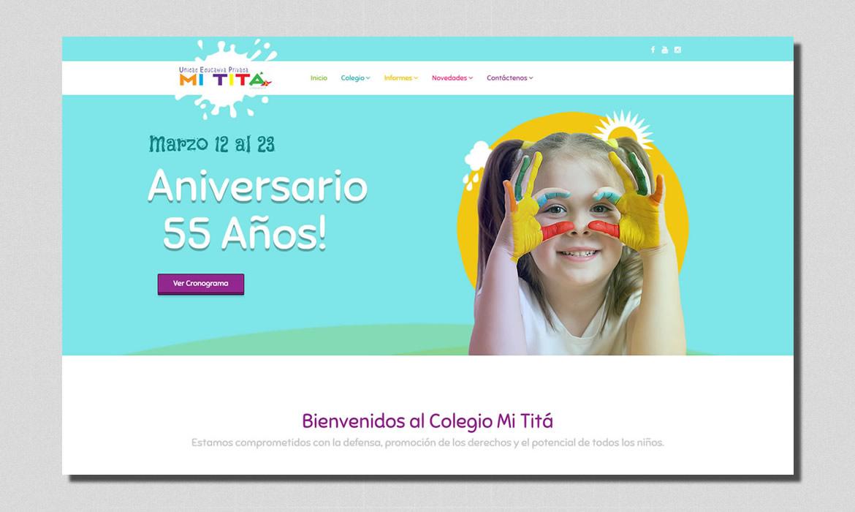 UEP Colegio Mi Titá
