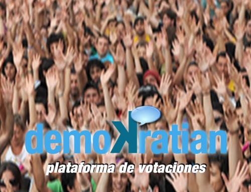Plataforma de Votaciones DEMOKRATIAN
